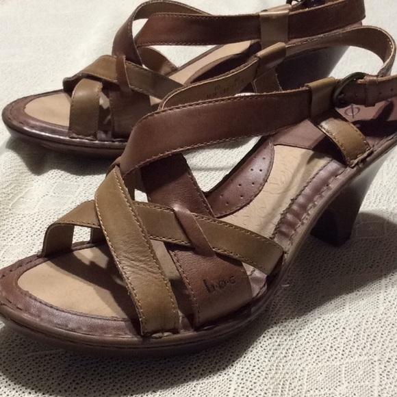 1a30d8f6c2d8a Born Shoes - Born b.o.c. Ladies Sandals SZ 10